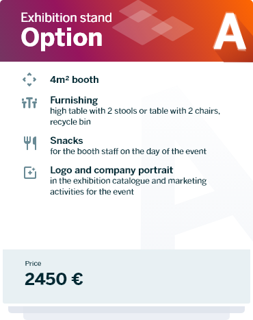 Exhibitor option A